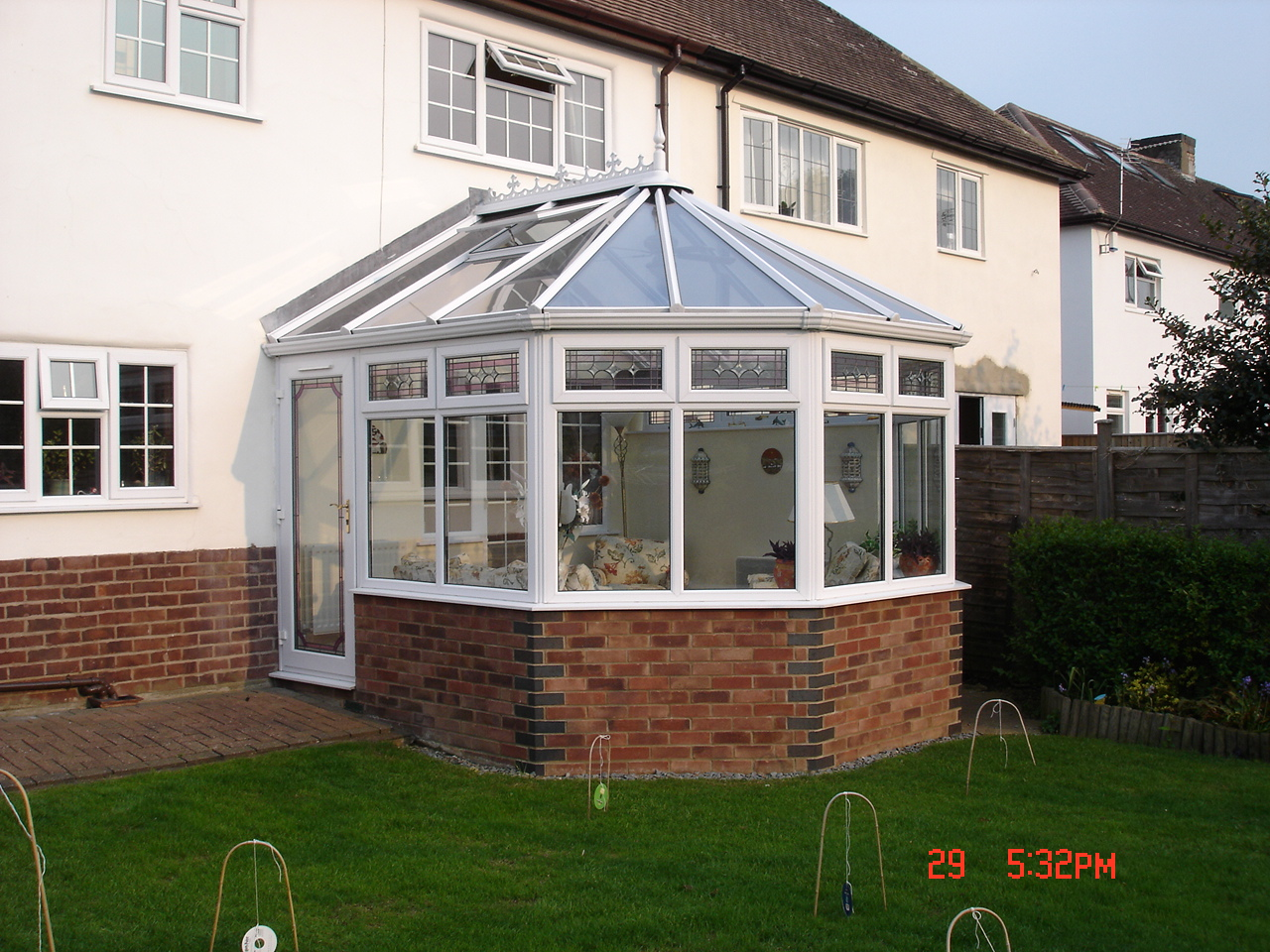 Which Conservatory Roof Polycarbonate Or Solar Control Glass Roof Baynham Home Improvements Gloucester